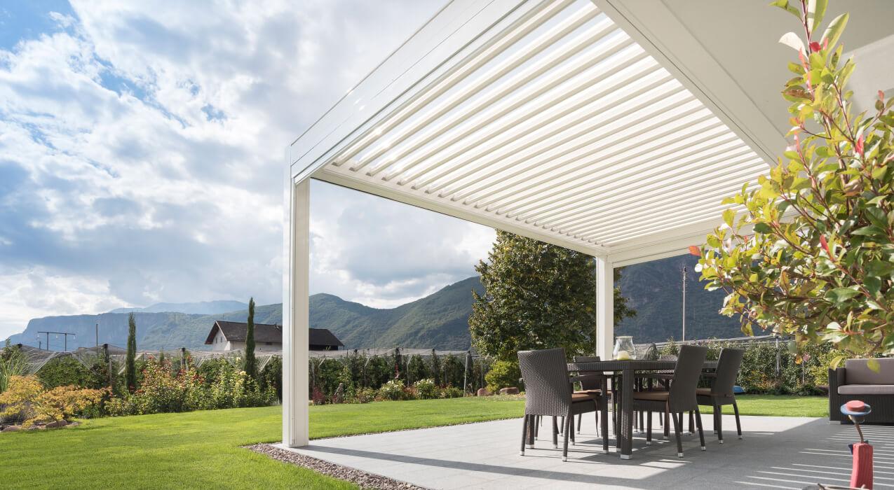 Pergola Bioclimatique Retractable Avis ke outdoor design: pergolas, patio awnings and outdoor awnings